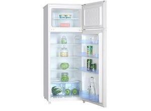 Réfrigérateur à poser deux portes - 207 L