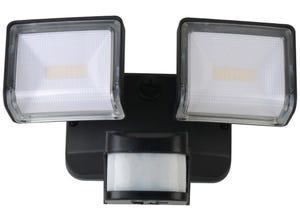 Projecteur double spot orientable à détection de mouvement