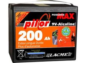 Pile Pilor 9V-200AH