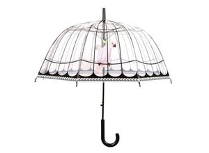 Parapluie trans.cage oiseau