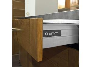 Kit tiroir coulisses freinees smartbox 80cm