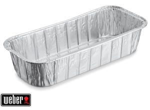 Barquette aluminium - 6 pièces