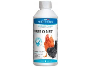 Vers O Net pour volaille - 250 ml
