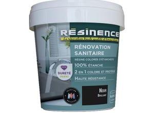 Rénovation Sanitaire Noir brillant 250ml