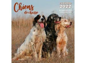 Calendrier chiens de chasse 2022