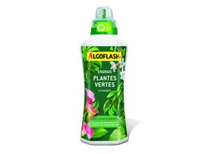 Engrais Plantes Vertes & Fleuries.1L