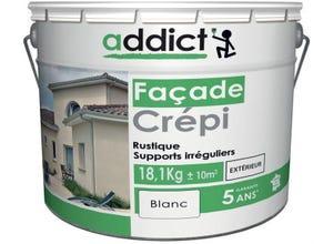 Crépi façade Addict
