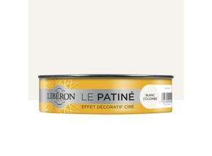 Patine meuble le patiné blanc colombe 150ml