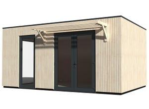 COMO 17 m² - Pièce de loisirs isolée