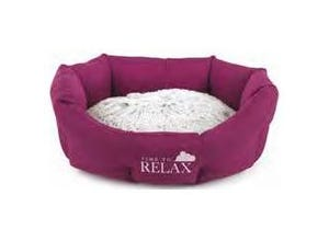 Corbeille igloo confort 40 lilas MARTIN SELLIER