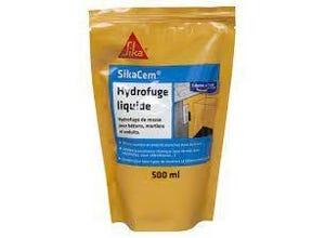 Hydrofuge SikaCem liquide 0,5 L