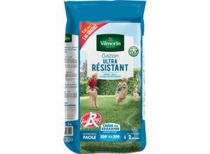 Gazon ultra résistant - 5  kg dont 1 kg offert