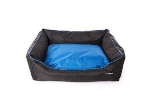 Corbeille waterproof t90 noir et bleu MARTIN SELLIER