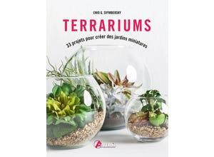 Terrariums - 33 projets pour créer des jardins