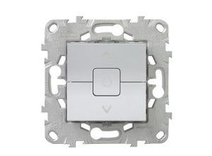 Unica2 interrupteur volet roulant