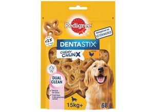 Dentastix Chewy Chunx M/L Poulet - PEDIGREE