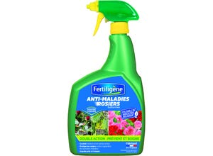 Anti Maladies Rosiers Sulfur Ferti PAE 800 ml FERTILIGENE