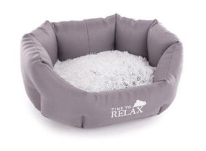 Corbeille igloo confort 65 gris MARTIN SELLIER