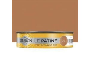 Patine pour meuble le Patiné coloris or riche 150 ml