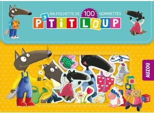 100 gommettes - p'tit loup  n°2