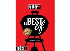 """Livres de recettes """"Le Best Of Weber"""""""