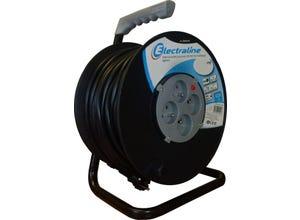 Enrouleur de câble électrique 40M