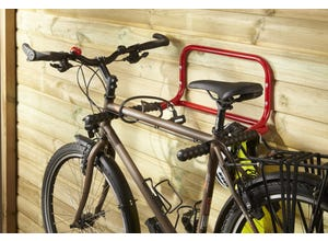 Support 2 vélos mural rabattable