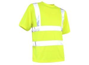 Tee-shirt hv gyrophare