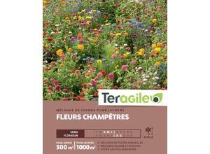 Fleurs Champêtres Jachère - 300/1000 m²