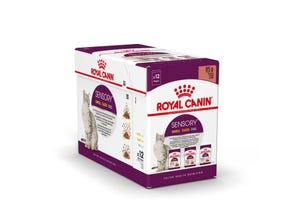 Sensory multi pack sauce 12x85g ROYAL CANIN