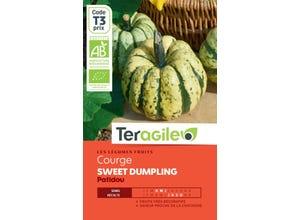 Courge Patidou (Sweet Dumpling)