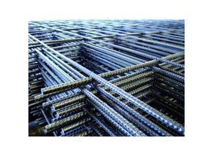 Treillis soudé panneau ST 40C maille 100 x 100