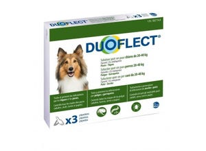 Pipettes antiparasitaires chien (20-40 kg) plaq/3