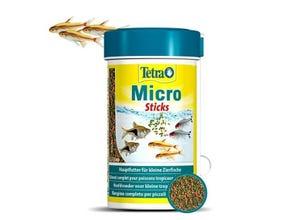 Alimentation poisson - Tetra Micro Sticks - 100ml