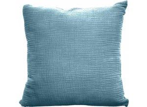 Coussin Tzigane bleu artic 145 40 x 40 cm