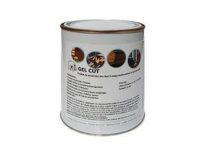 Pot de traitement des coupes coloris vert 0.75L