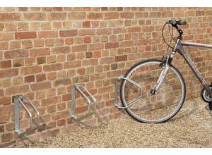 Range 1 vélo mural pivotant à 180°