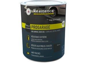 Résine sol - ProGarage Graphite 2L