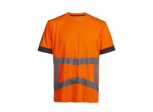 T-shirt ARMSTRONG orange