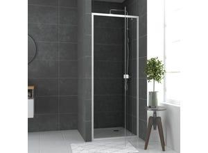 Paroi porte de douche pivotante SPOT extensible 78/90cm