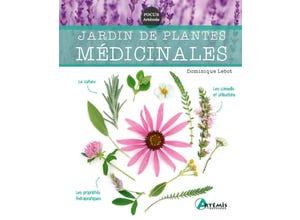 Jardin de plantes médicinales - Livre