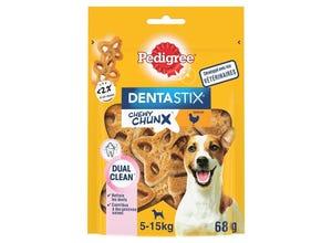 Dentastix Chewy Chunx XS/S Poulet - PEDIGREE