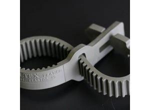 Collier Elastos 35 cm TOLTEX