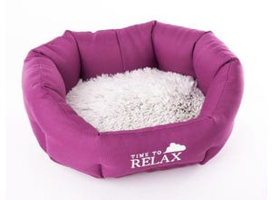 Corbeille igloo confort 65 lilas MARTIN SELLIER