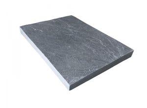 Pas Japonais rectangle 40x30 cm épaisseur 3 à 4 cm