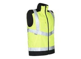 Gilet WILEY hv jaune