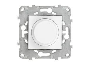 Unica2 variateur Led universel- blanc