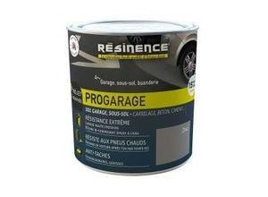Résine sol - ProGarage Zinc 300ml