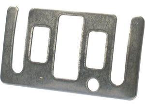 4 attaches ruban classic 20 mm LACME