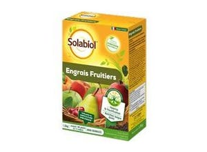 Engrais fruitiers 1,5kg